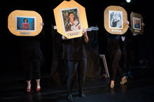 Who Runs the World? (Girls)   Performed at Puppet Playlist Beyonce and The Tank Gala   Collaboration with Mindy Escobar-Leanse and Christine Schisano  Puppeteers/Performers - Mery Cheung, Emily Marsh, Mindy Escobar-Leanse, Cristina Pitter, Christine Schisano and Jenny Hann