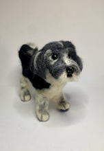 Commissioned Dog Figurine