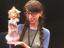 Esther Finkelman   Created at the 2016 O'Neill Puppetry Conference under guidance from Lisa Lichtenfeld