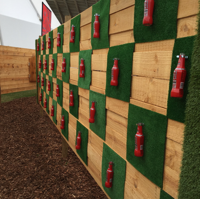 Red Square Maze