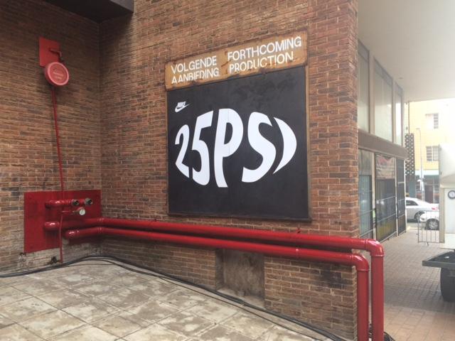 25PSI Alexander Theatre Braamfontein