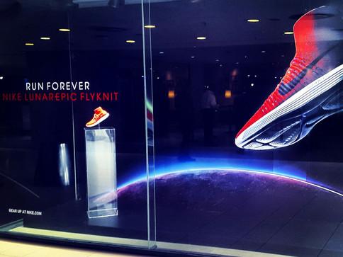 Nike Lunar Epic Flyknit Campaign