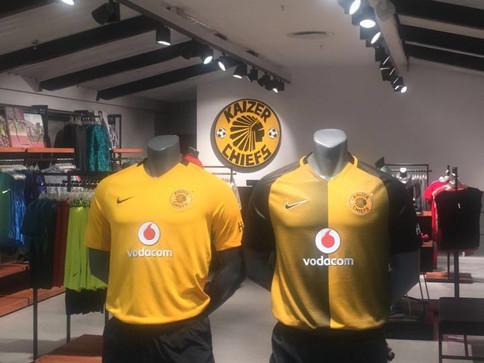 Nike Store OR Tambo International