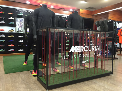 Nike Mercurial Campaign