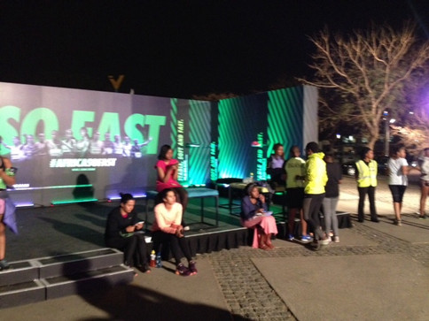 Nike SO FAST Activation  - Newtown
