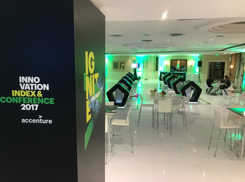 Accenture – Innovation Index & Conference 2017