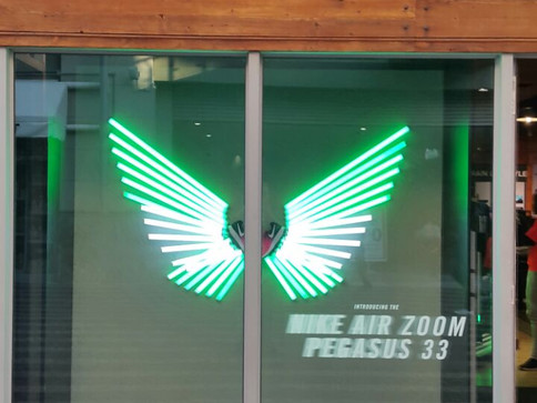 Nike Pegasus 33 Campaign