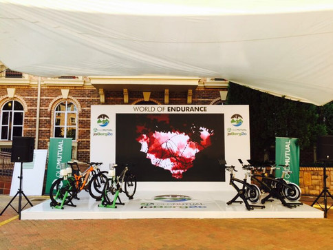 OFF THE TRACK - JOBERG2C LAUNCH TAKES PLACE IN CAPE TOWN AND JOHANNESBURG