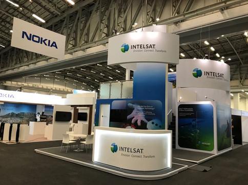 Intelsat at AfricaCom 2017