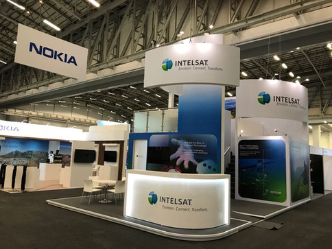 Intelsat at AfricaCom 2017