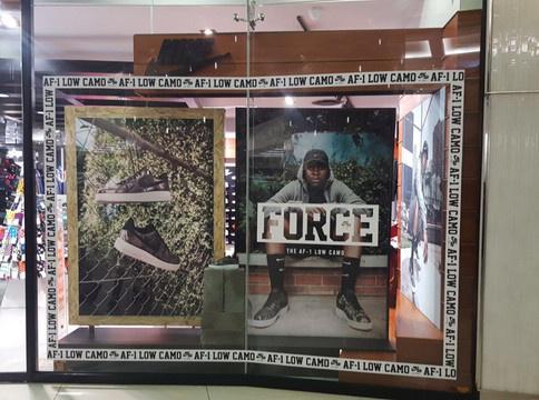 Nike AF1 Camo Pack – Shesha Stores