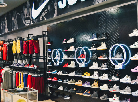 """X Trainer """"Editions"""" store – Sandton city"""