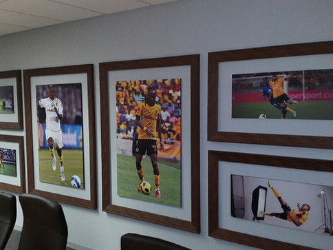 Nike South Africa - Kaizer Chiefs Boardroom