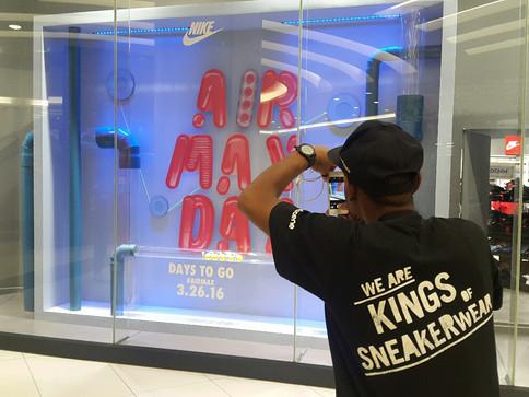 Nike Air Max Campaign 2016