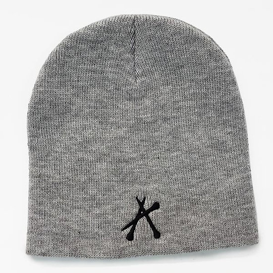 Hard As Nails | Gray Skullcap