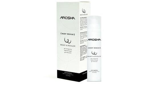 AROSHA Retail Body Rescue Breast & Décolleté Gel 100 ml