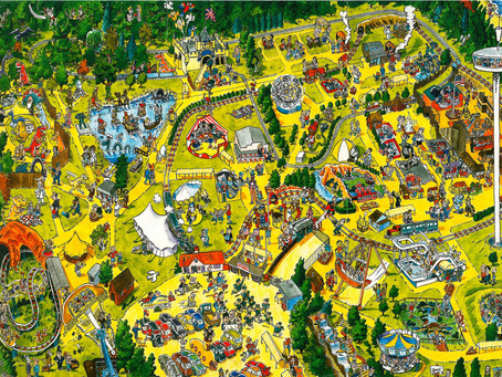 Feature: Pleasurewood Hills in 1994