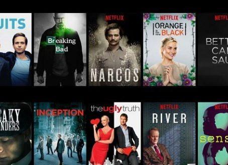 Win a £25 Netflix E-Gift Card