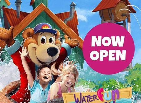 Water Fun Factory now open!