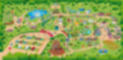 Pleasurewood Hills Family Theme Park map