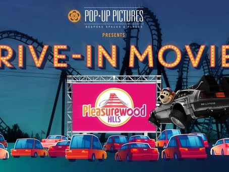 Drive-In Movies coming to Pleasurewood Hills!