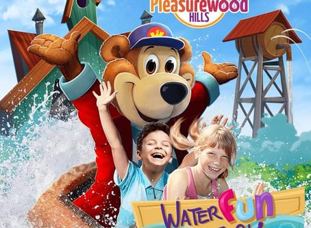 Get ready for the Water Fun Factory
