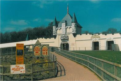 Re-enter The Haunted Castle