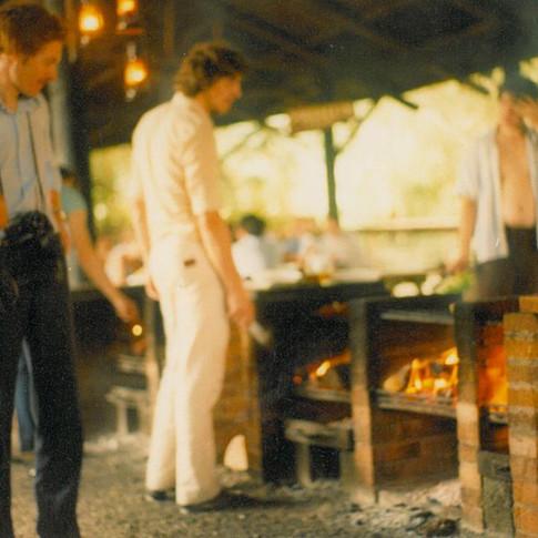 BBQ's