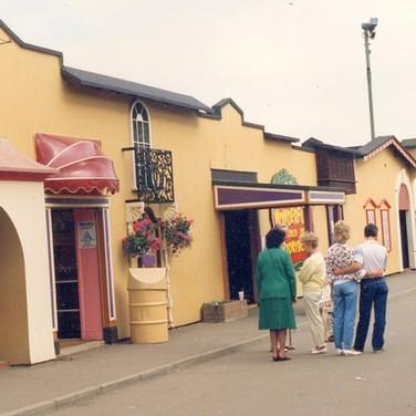 Main Street in 1988