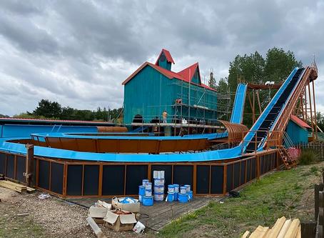 Progress update: Water Fun Factory