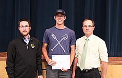 2016 recipient: Garrett King