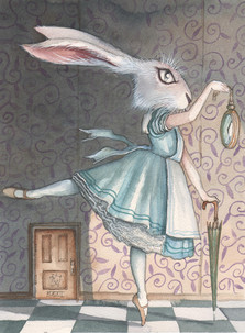 Balletic Rabbit