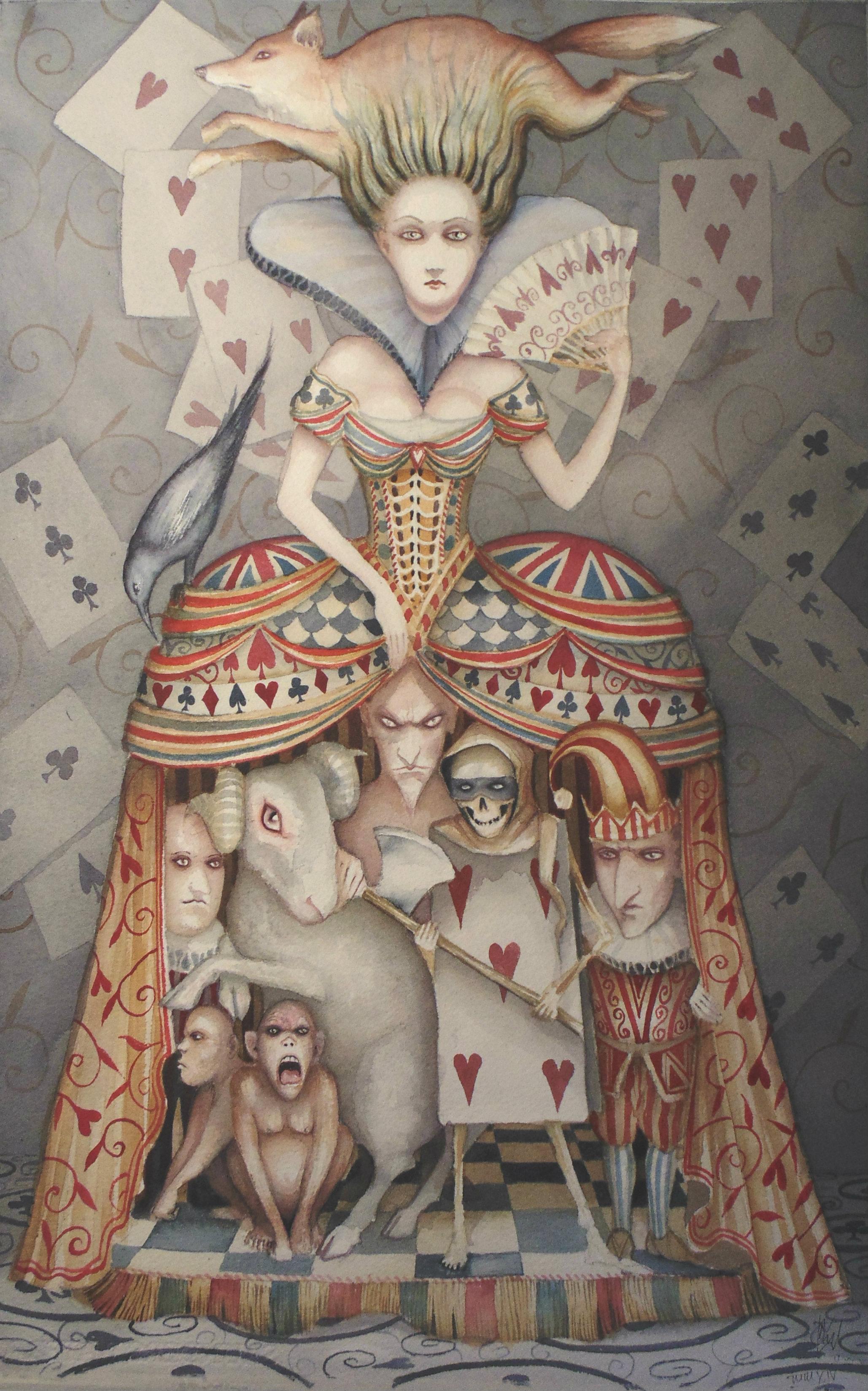 Queen's Skirt