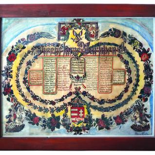 Mit tudunk a Katalin-báli tabló szereplőiről?