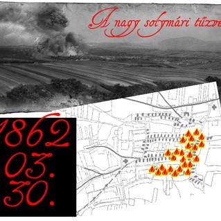 1862 - tűzvész