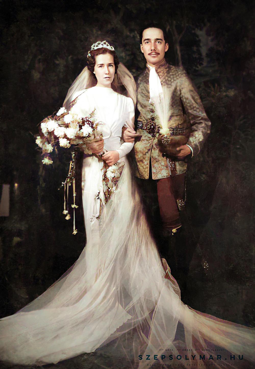 Patay Ferenc és Lindelof Alice esküvője (1938)
