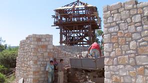 Beszámoló a vár helyreállításáról