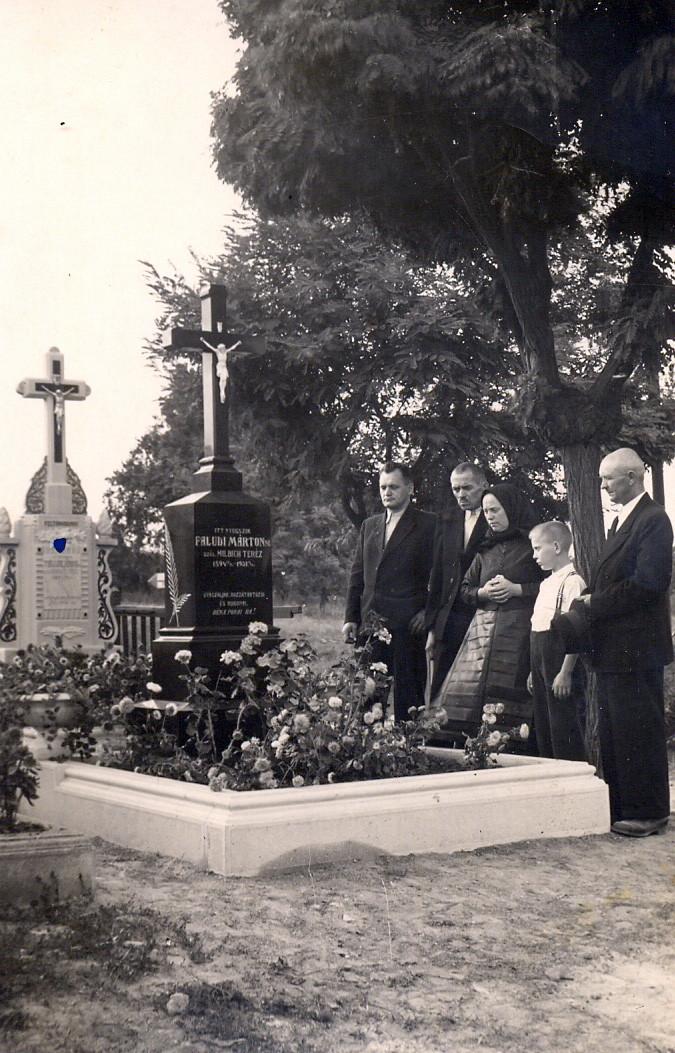Temetés a Taller családnál (1951)