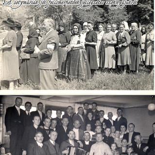 Kitelepítés után - Tallózás Folláthék fotóalbumban