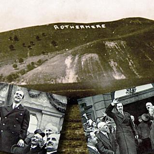 Rothermere lord fiának diadalútja Solymáron