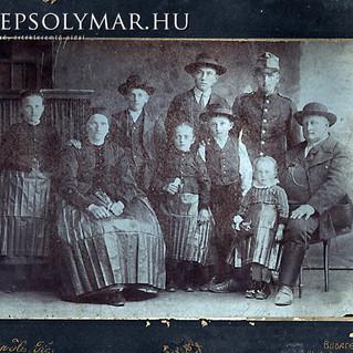 """140 éve született az első világháborús évek solymári """"polgármestere"""""""