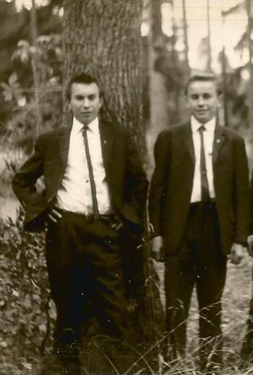 Misi és Bernát 1968-ban