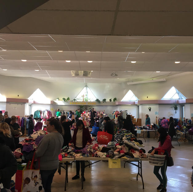 and Toy Sale