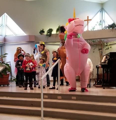 Children's Pageant