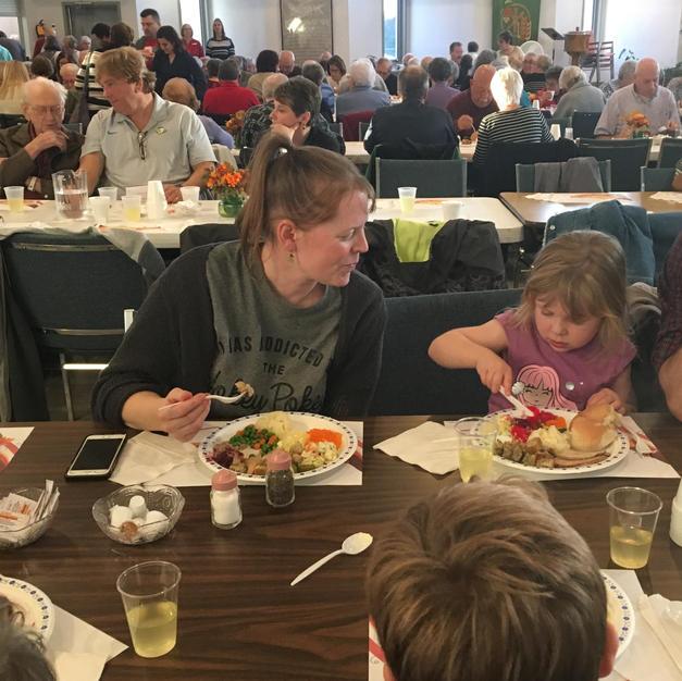 Fall Turkey Supper