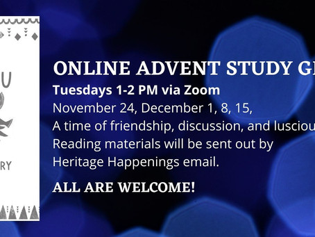 Advent Discussion Group