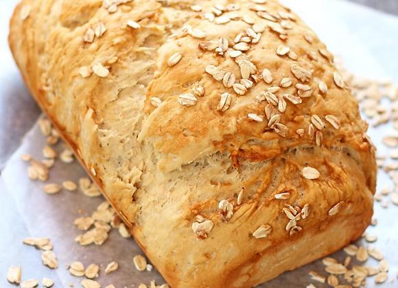 pan de avena (2 piezas)