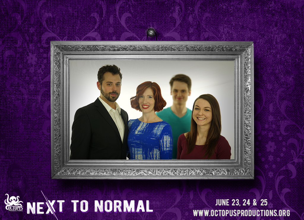 Next to Normal Family