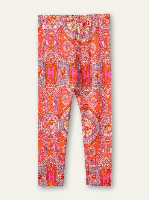 """Tiska pink"" Oilily leggings Mädchen"