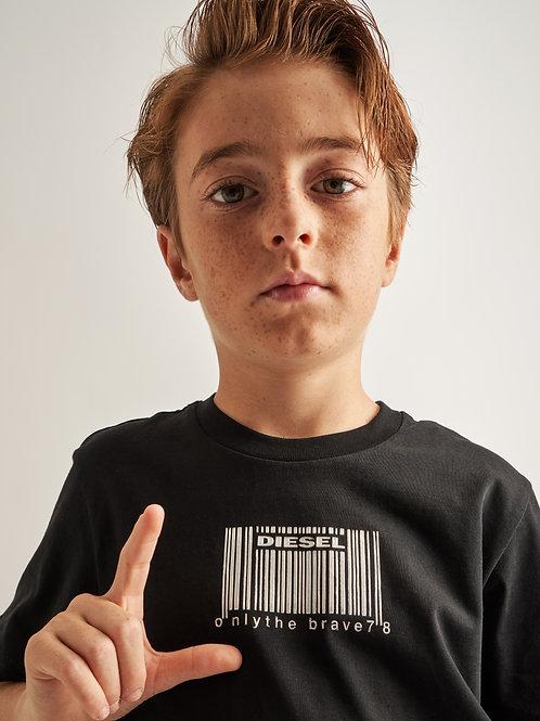 """""""Code"""" T-Shirt Diesel Jungs"""